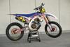 Honda CRF 70/80/100 Full Graphics Kit HAWK Style