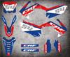 Honda CRF 450 dirt bike sticker kit Australia 2009 2010 2011 2012