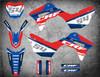 Honda CRF 125 2019 2020 stickers free shipping in Australia