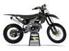 Kawasaki stickers Australia. Pro grade quality kawasaki KX  KXF KLX decals kits. GRANITE style decals. FREE SHIPPING. Australia's largest motocross graphics supplier.