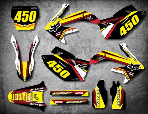 Honda 125cc and above SPEEDER STYLE full kit