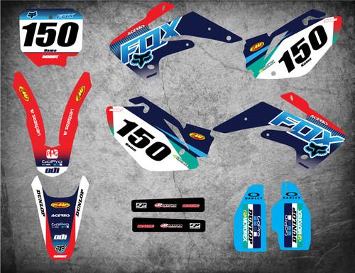 CRF 150 FOXY style full kit