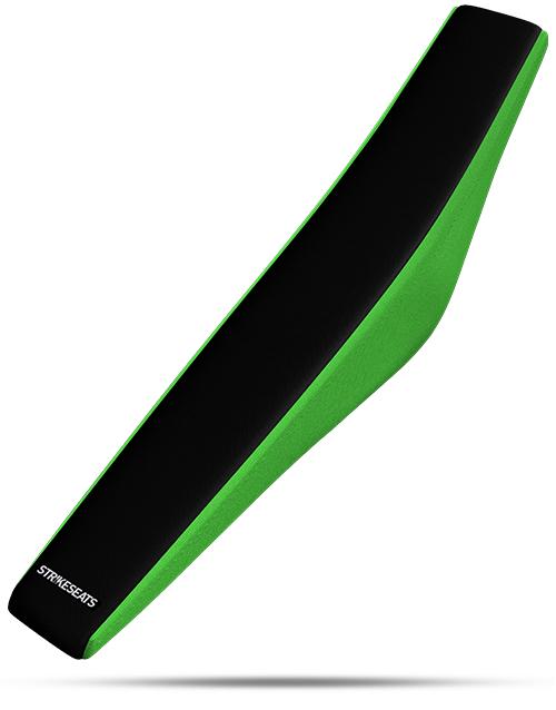 Kawasaki Gripper- Black/Green