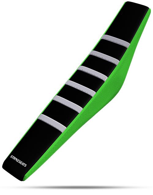 Kawasaki Gripper Ribbed - White/Black/Green