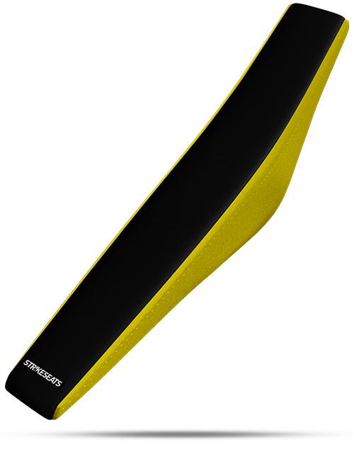 Suzuki Gripper- Black/Yellow