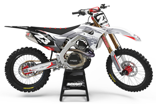 Honda 125cc and above SHADES STYLE full kit
