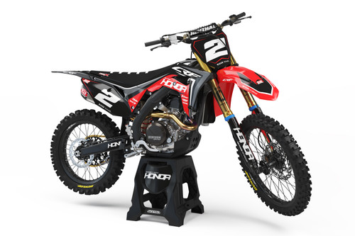 Honda CRF 70/80/100 Full Graphics Kit SPARK Style