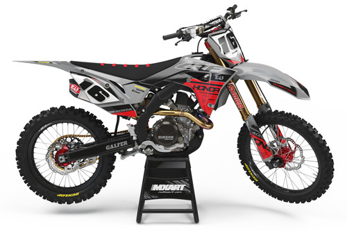 Honda CRF 70/80/100 Full Graphics Kit STING Style