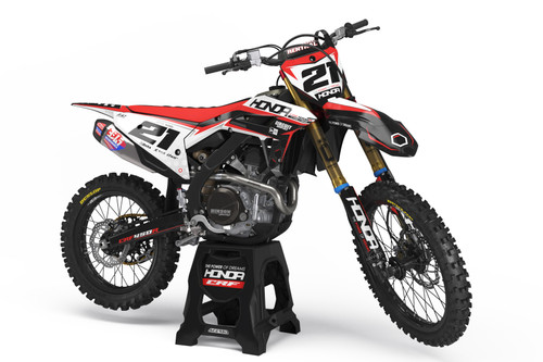 CRF 150 EXACT style full kit