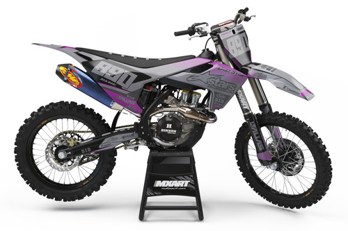 Husky 125cc and above CARVE Style Full Kit