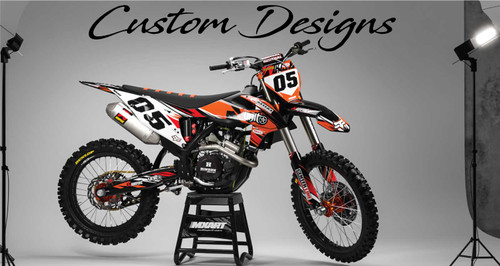 50cc custom graphics Australia