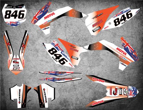 KTM AUSSIE PRIDE Style $99.90 - $169.90