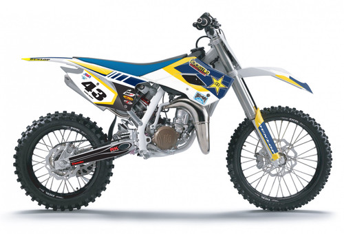 Husqvarna 85cc NIMBLE STYLE Full Kit