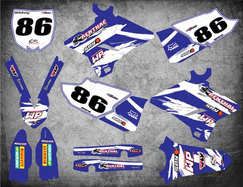 Yamaha graphics kits Australia.