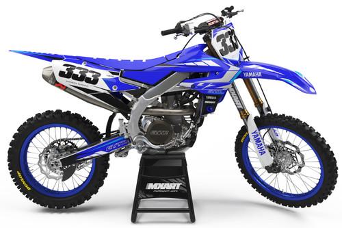Yamaha custom graphics Australia, full decal kits, Pro Grade quality, free shipping.