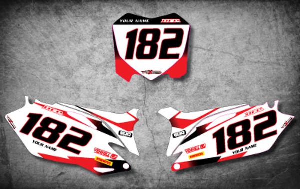 MOTOXART I Custom Motocross graphics I FREE SHIPPING