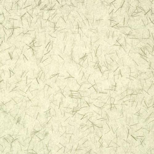 C105 Laminated paper 0.3mm Craft Washi Series, Needles with manila hemp cut fibers for shoji screens