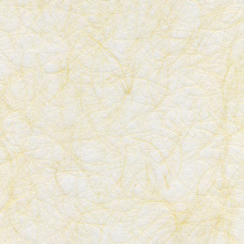 C110 Laminated paper 0.3mm Craft Washi Series, Gold pattern with brown fibers for shoji screens