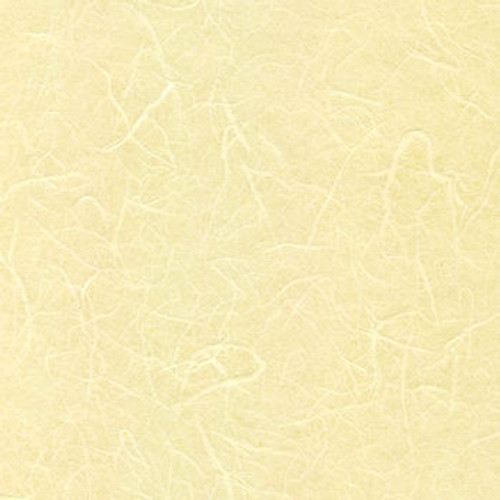 C102 Laminated paper 0.3mm Craft Washi Series, Natural Silk pattern with large mulberry fibers for shoji screens
