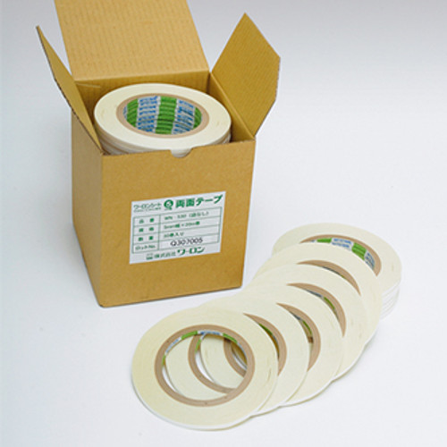 Y1A Double sided tape for attaching shoji paper & laminated paper.  5mm x 20m (3/16 in x 65 ft) roll