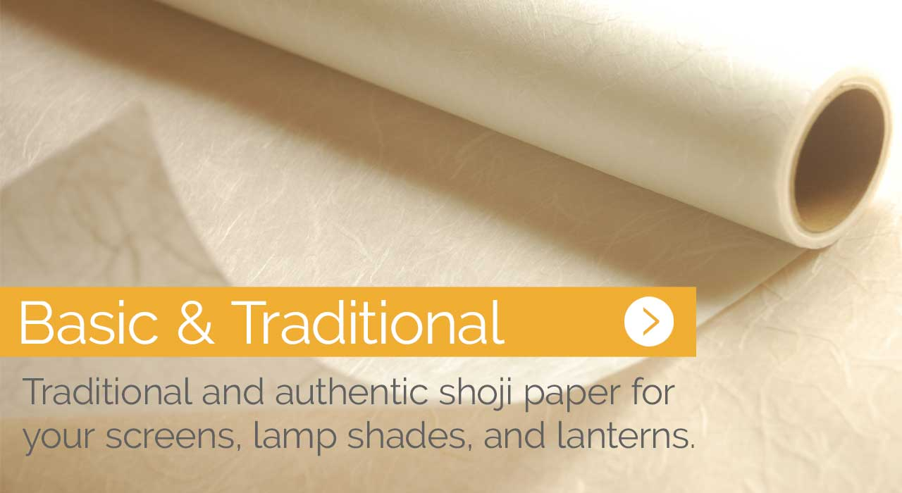 Shop our Basic Shoji Paper