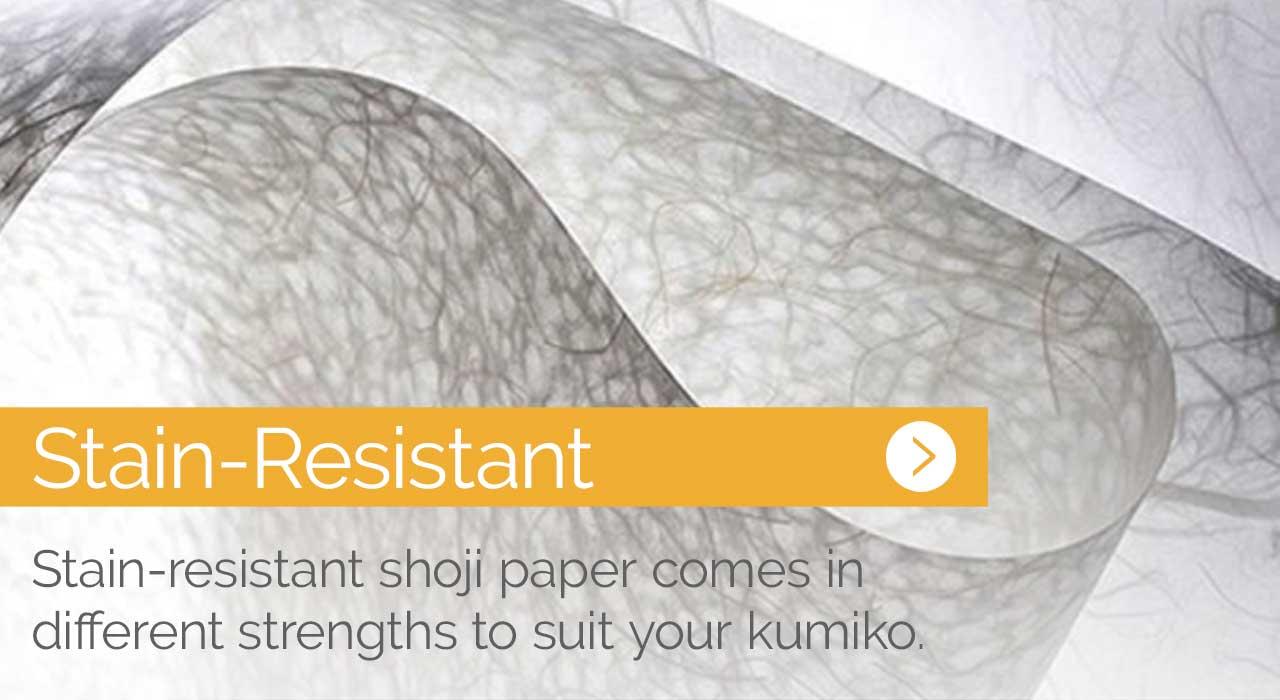Shop our Kozo Shoji paper