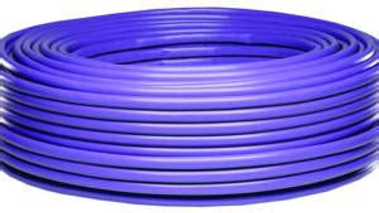 DL6-BIO-500, 500 ft Purple Wastewater Drip Pipe, 6 GPH