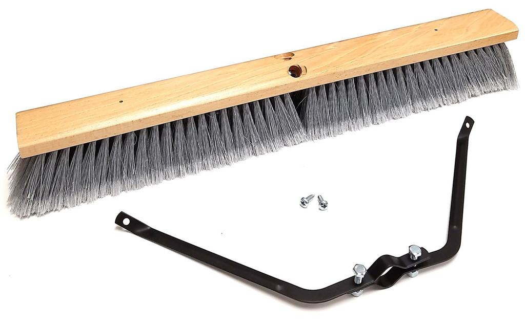 push broom head