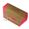 goat milk soap scented with grapefruit, rosemary and lavender