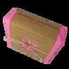 Grapefruit & lemongrass essential oil-scented goat milk soap