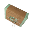 Spearmint and peppermint goat milk soap
