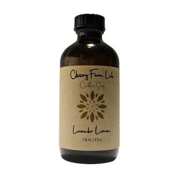 Chicory Farm Soap Lavender Lemon Liquid Soap
