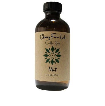 Chicory Farm Soap Cedar & Fir liquid soap