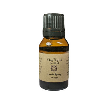Lavender rosemary essential oil