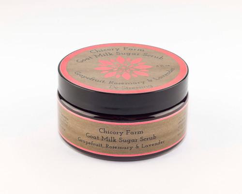 Grapefruit, Rosemary & Lavender Sugar Scrub