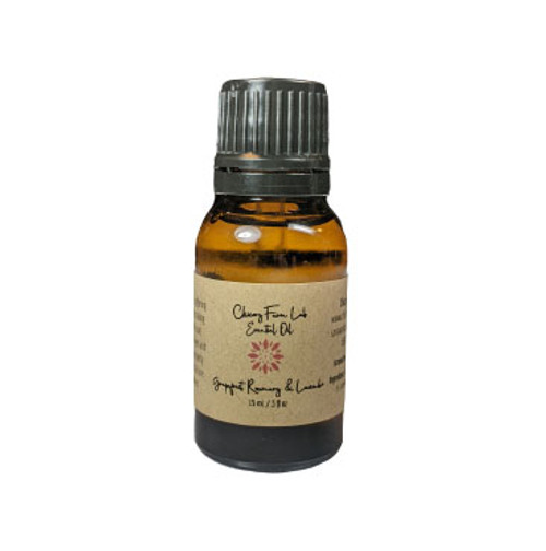 Grapefruit, Rosemary & Lavender Essential Oil