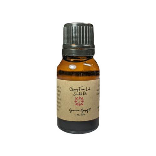 Geranium Grapefruit Essential Oil