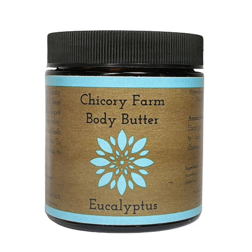 Chicory Farm Soap Eucalyptus Body Butter