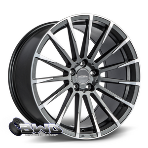 ACE Alloy Devotion Mica Grey Machined