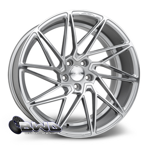 ACE Alloy Driven Mica Silver Machined