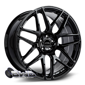 ACE Alloy Mesh7 Gloss Black