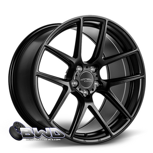 ACE Alloy AFF02- Satin Black