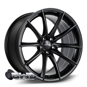 ACE Alloy Convex- Matte Black