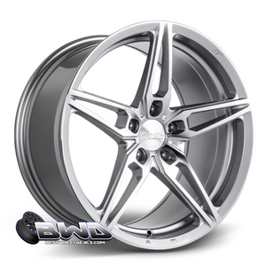 ACE Alloy AFF01- Silver Machined