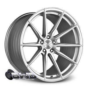 Vertini RF1.4 Brushed Silver