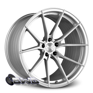 Vertini RF1.2 Silver Brushed
