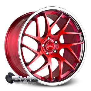 Vertini RF1.4 Brushed Red