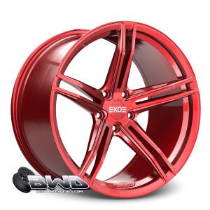 XO XF2 Red Brushed