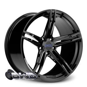 XO XF2 Gloss Black