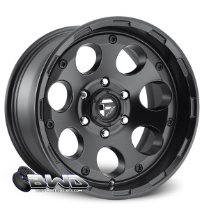 "18"" Fuel Enduro D608 Matte Black"
